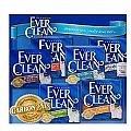 美國EverClean《藍鑽系列》活性碳除臭貓砂 (一盒)