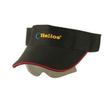 UHO太陽眼鏡遮陽帽(黑)