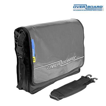 英國OverBoard Waterproof Carbon Messenger Bag 防水側肩包