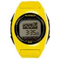 ALATECH FB005 專業健身 心率錶–黃色