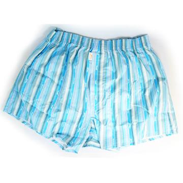 SMT1022-正韓國slazenger時尚條紋三件內褲禮盒