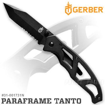 GERBER Paraframe Tanto Tanto 骨架刀