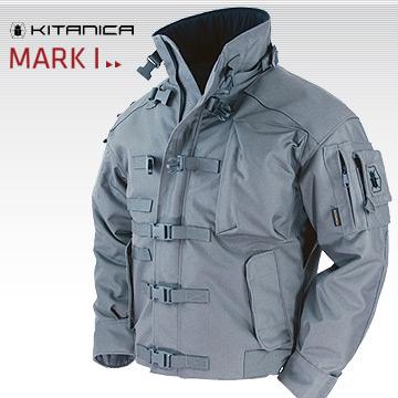 Kitanica MARK I 戰術夾克 (葉綠色)