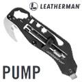 LEATHERMAN PUMP 靶場準備口袋工具#831802