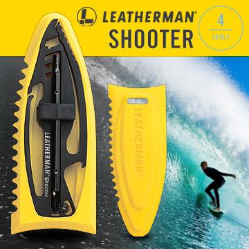 LEATHERMAN SHOOTER 衝浪用多功能工具(4合一)