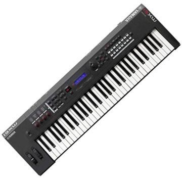 YAMAHA MX61 音樂合成工作鍵盤