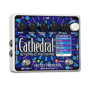 EH Cathedral 空間系效果器