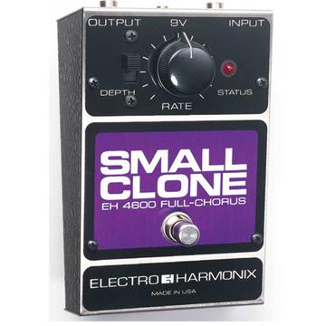 EH Small Clone 經典合唱效果器復刻版