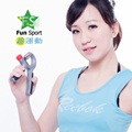 《Fun Sport》可調式握力器 10~40kg (2支裝)