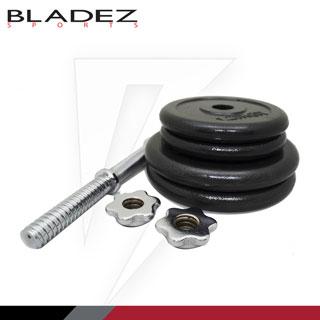 【BLADEZ】YD10A - 22磅啞鈴組(10KG)