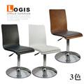020B0摩登曲木皮墊低吧台椅/事務椅/電腦椅/(三色)