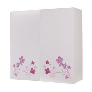 Alapa花團錦簇收納櫃(對開)