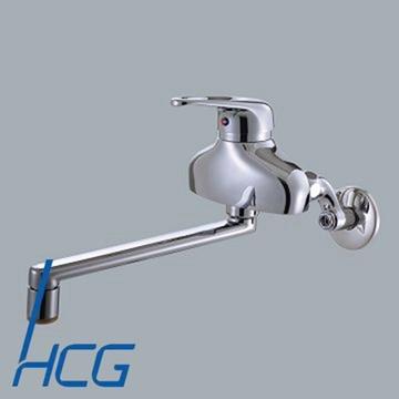 【HCG台灣和成】KF3525TR生物光能廚房無鉛龍頭