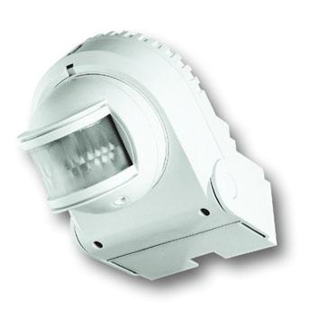 《自動化生活》》吸頂壁掛兩用紅外線燈控感應開關★超大偵測角度★