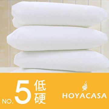 【HOYACASA】Good Dream系列 3D螺旋纖維枕-低硬