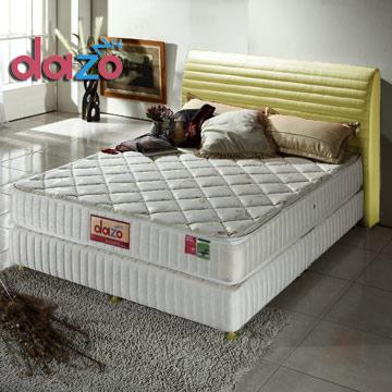 Dazo[乳膠系列]二線健康護背床墊-雙人加大