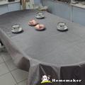 Homemaker-素面金屬桌巾 (RN-PW73-048-5)-長210cmX寬137cm