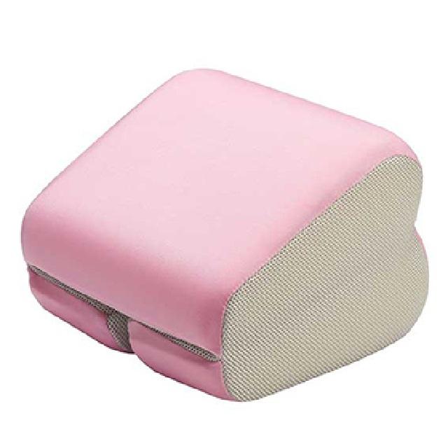 GreySa 格蕾莎 折疊式午睡枕-嫩粉紅
