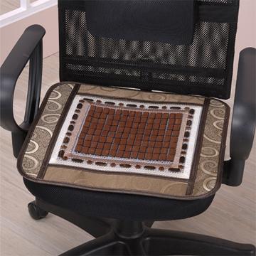 《思美爾》2入涼夏棕竹精緻坐墊