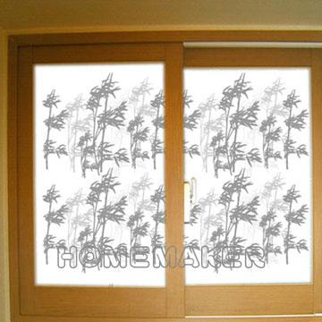 優質窗貼(黑白系列) HY-HP2015A