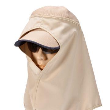 《UHO》偏光太陽眼鏡野外遮陽帽