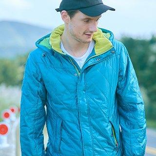 拓荒者4w138男奈米恆溫科技保暖外套
