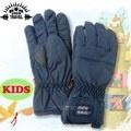 snow travel 雪之旅 兒童防水透氣手套(僅80g)_AR-6 深藍