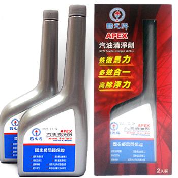 CPC 國光牌 APEX 汽油清淨劑(2入裝)