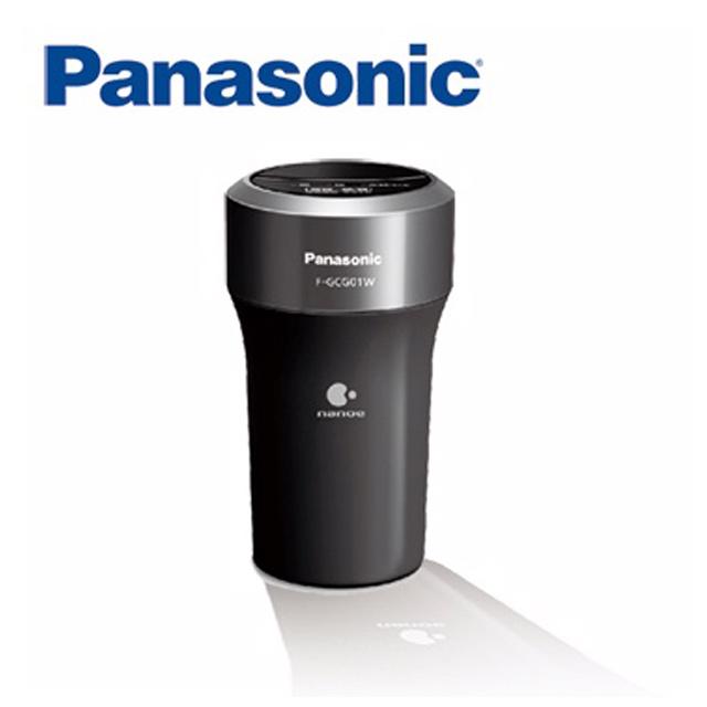 Panasonic國際牌空氣清淨奈米水離子產生器 F-GCG01W-K
