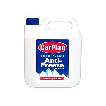 CarPlan卡派爾 藍色之星100%藍色水箱精2L