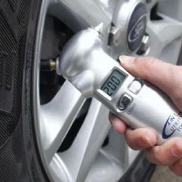 高精度四合一多功能液晶數位胎壓計