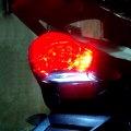 CPI 亞拉岡 ARAGON 奧立弗 OLIVER 125專用改裝 LED後煞車燈 剎車燈 後尾燈
