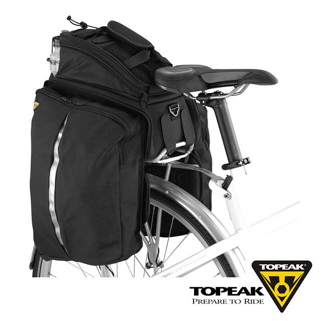 TOPEAK MTS TrunkBag DXP 登山車後貨袋(綁帶式)