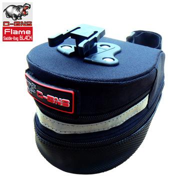 O-GNS FLAME-BLACK 坐墊包
