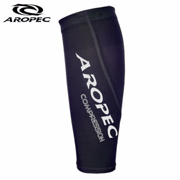 【AROPEC】機能型壓力小腿套 黑