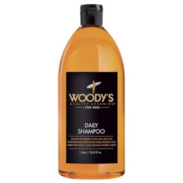 第3名:WOODY'S Daily 男士洗髮精