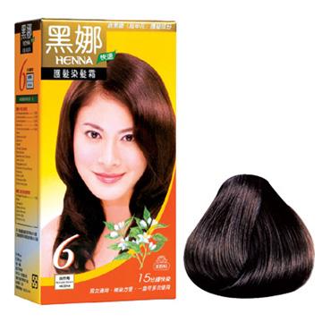 《黑娜》護髮染髮霜(NO6)-40gx2