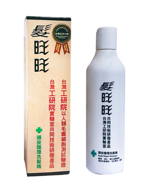 髮旺旺 頭皮護理洗髮精 250g