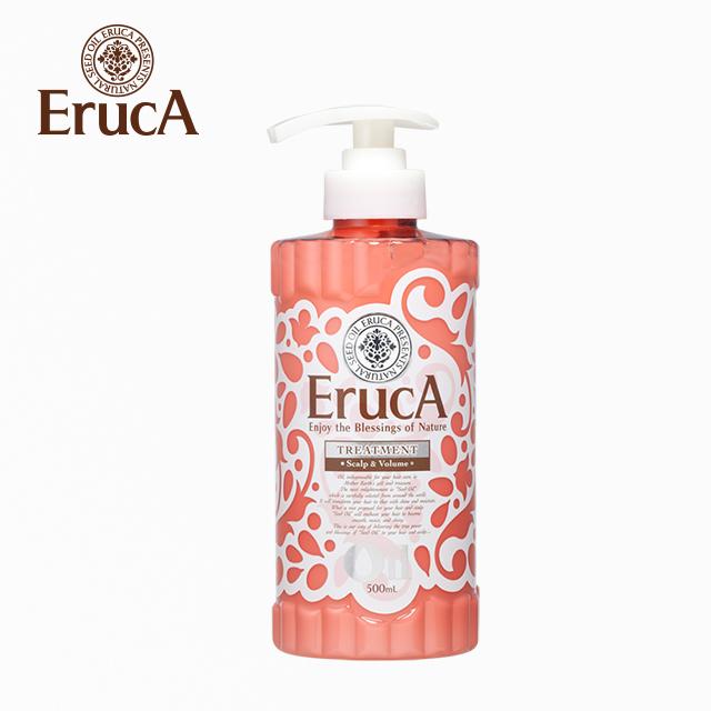 ErucA艾露卡精油燙染蓬鬆潤髮乳 500ml