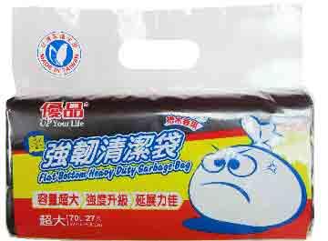 優品強韌清潔袋70L-超大