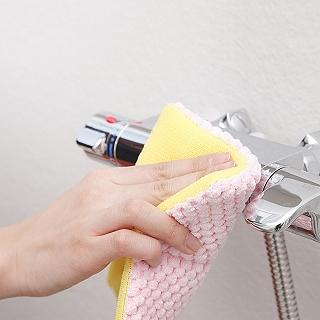 日本aisen特效除污雙面菜瓜布(浴槽專用)