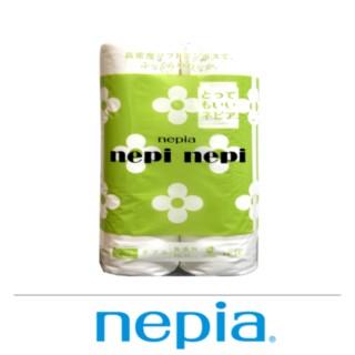 Nepia捲筒衛生紙-綠 25m*12捲