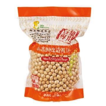 茂喜進口嚴選商品-加拿大非基因改造黃豆(豆漿專用)550g/包