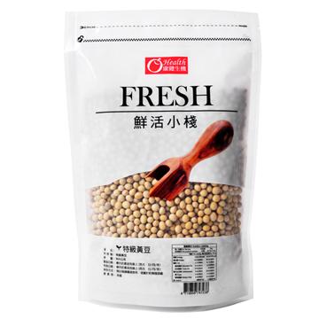 康健生機 特級黃豆(600g) X5包