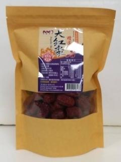 茂喜進口嚴選商品-特級紅棗(調理用) 300g
