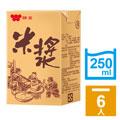 【味全】米漿250ml(6入/組)