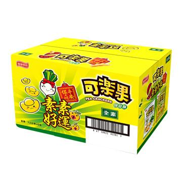 可樂果素素好運箱(72gx6包)