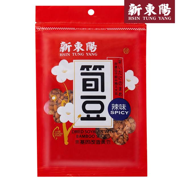 【新東陽】辣味筍豆150g