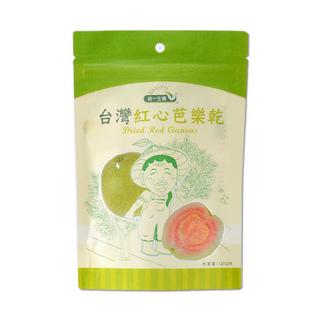 《統一生機》台灣紅心芭樂乾 (120g/包)