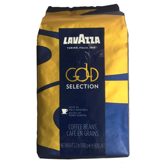 LAVAZZA GOLD SELECTION 金牌咖啡豆 (1000g)